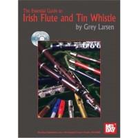 کتاب آموزش فلوت The Essential Guide To Irish Flute and Tin Whistle