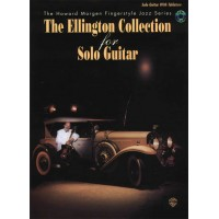 کتاب جز Howard Morgen _ The Ellington Collection For Solo Guitar